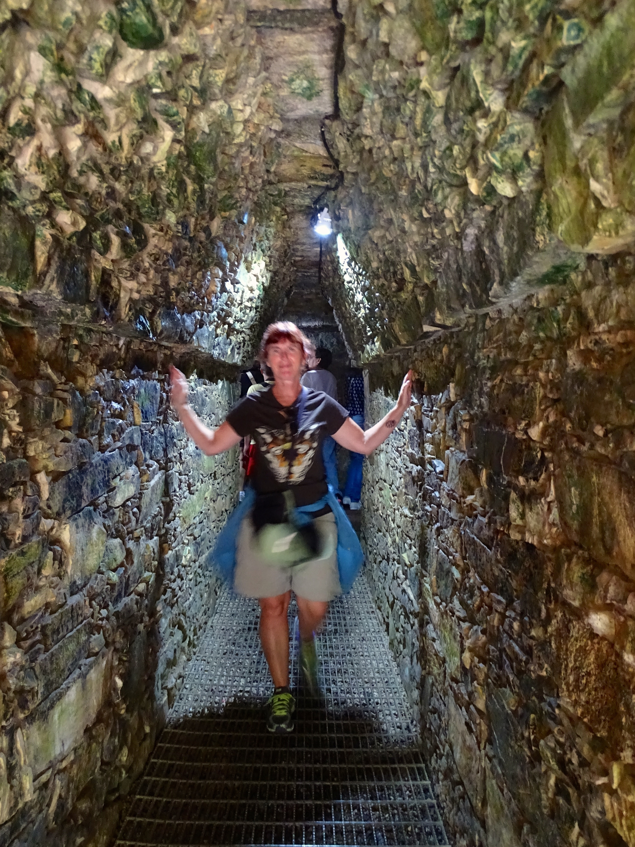 Passageway Inside