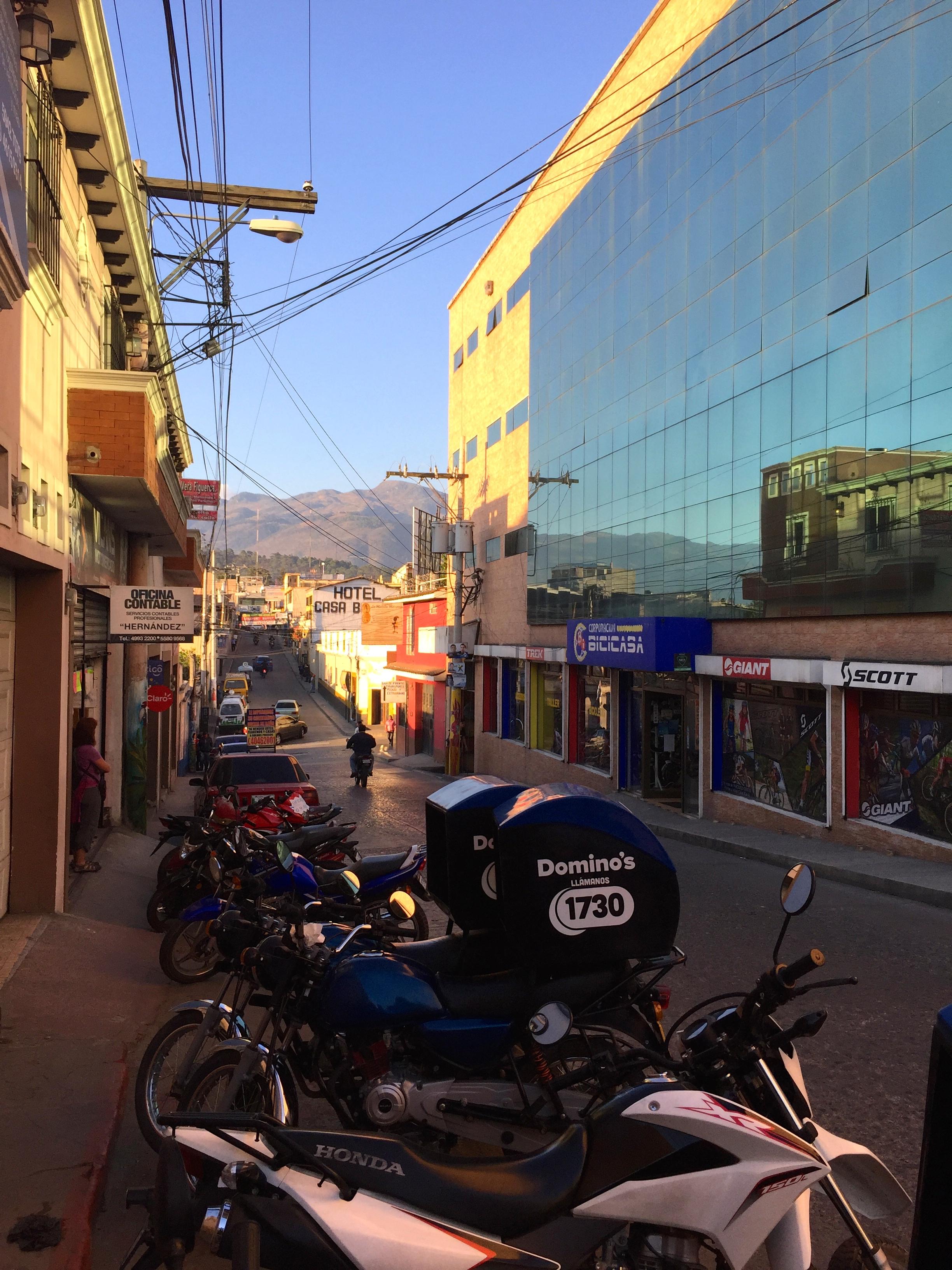 Our first Guatemala city...Huehuetenango