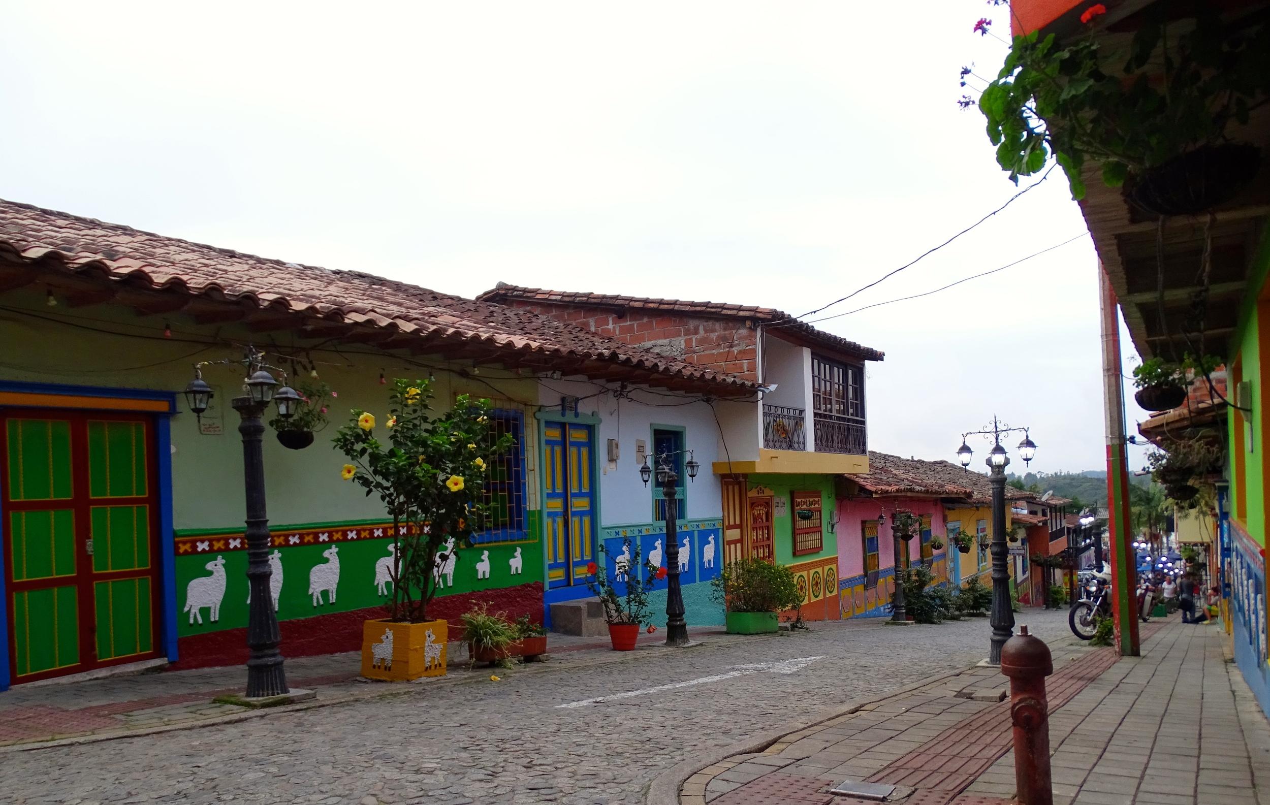 Guatape, Colombia.