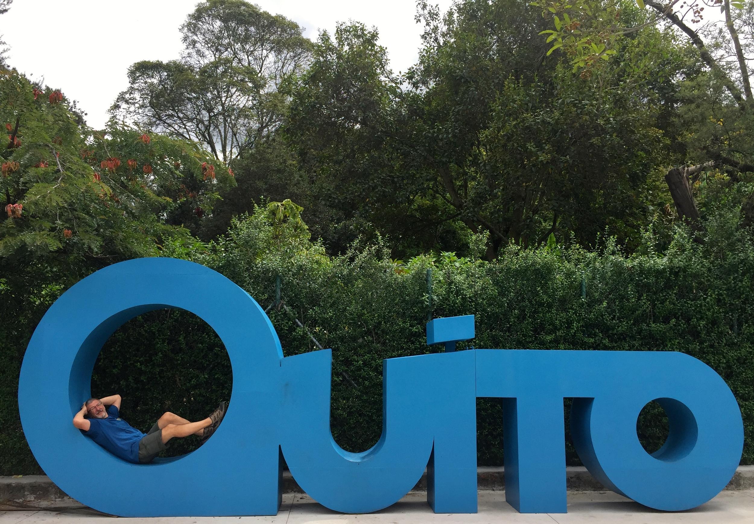 Helllloooo Quito!