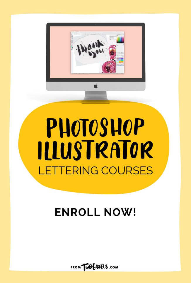 Photoshop and Illustrator courses coming soon. Learn to digitize your art now!