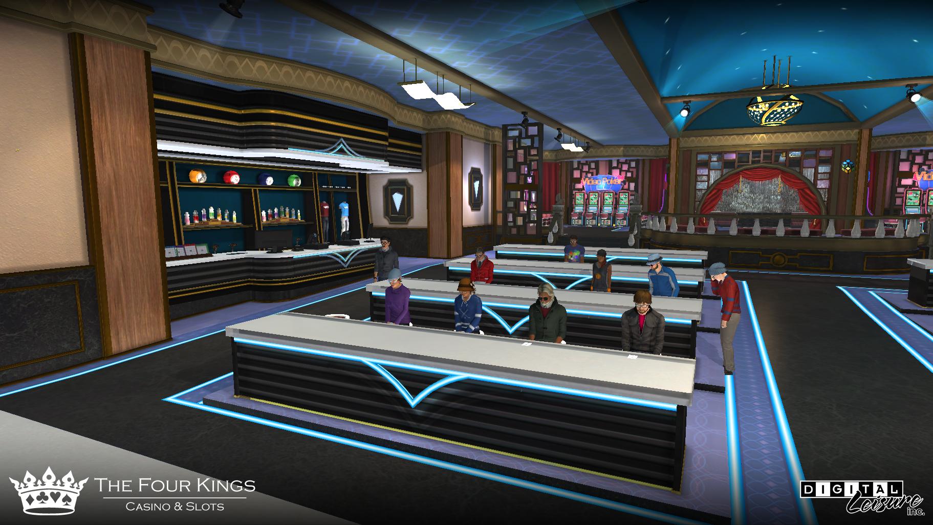 Four Kings Casino