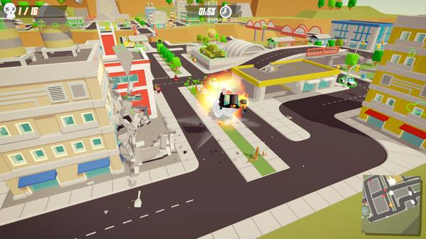 Indie Games, Alientrap
