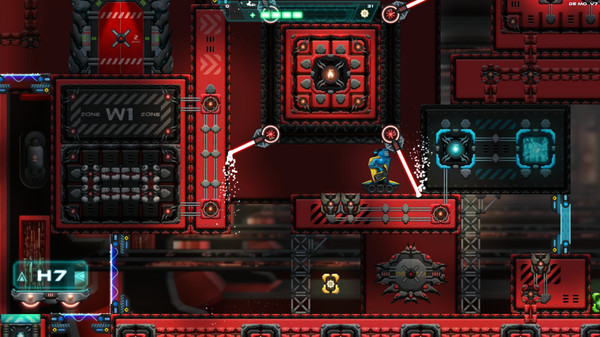 Robo's World: The Darnok Fortress came out on steam earlier this year and was available to patreon's