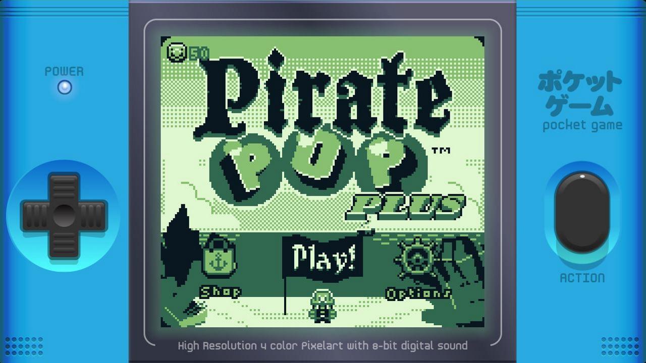 Pirate Pop Plus 3DS
