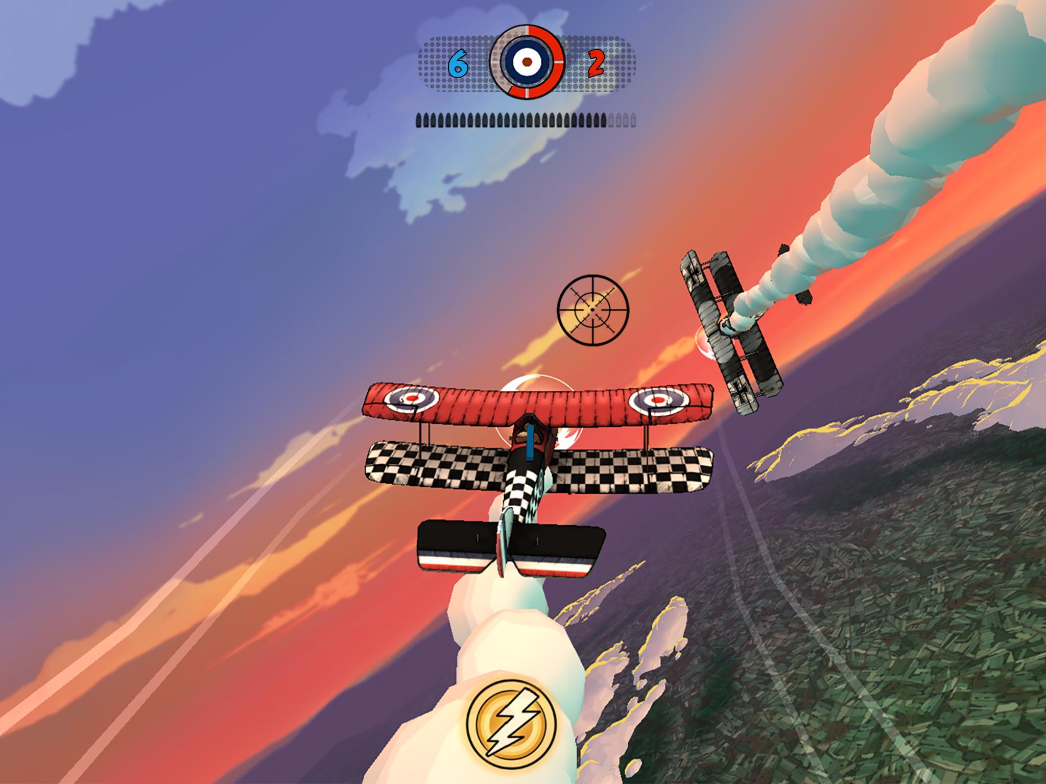 Skies of Fury 3
