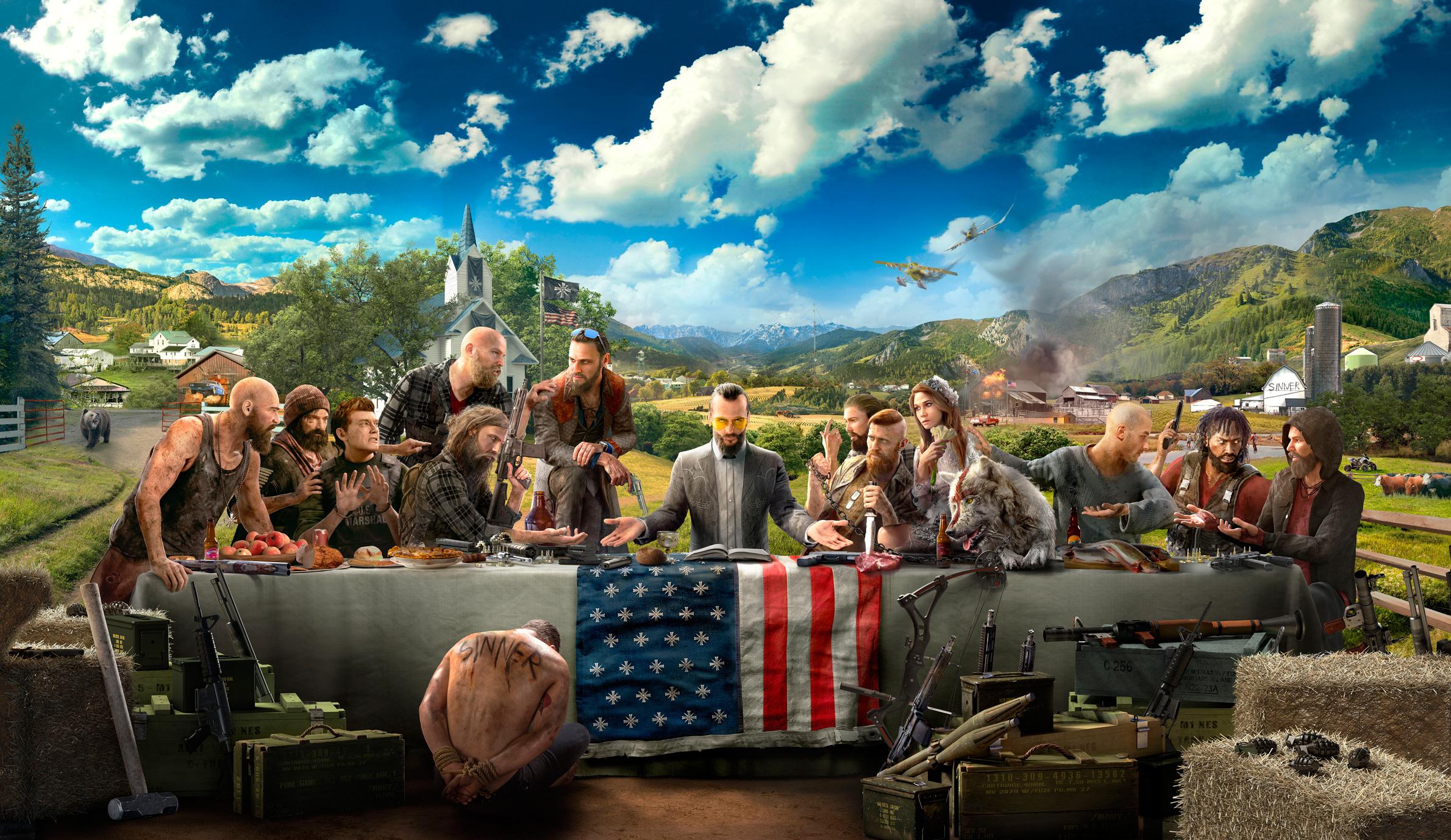 Far Cry 5 - 4