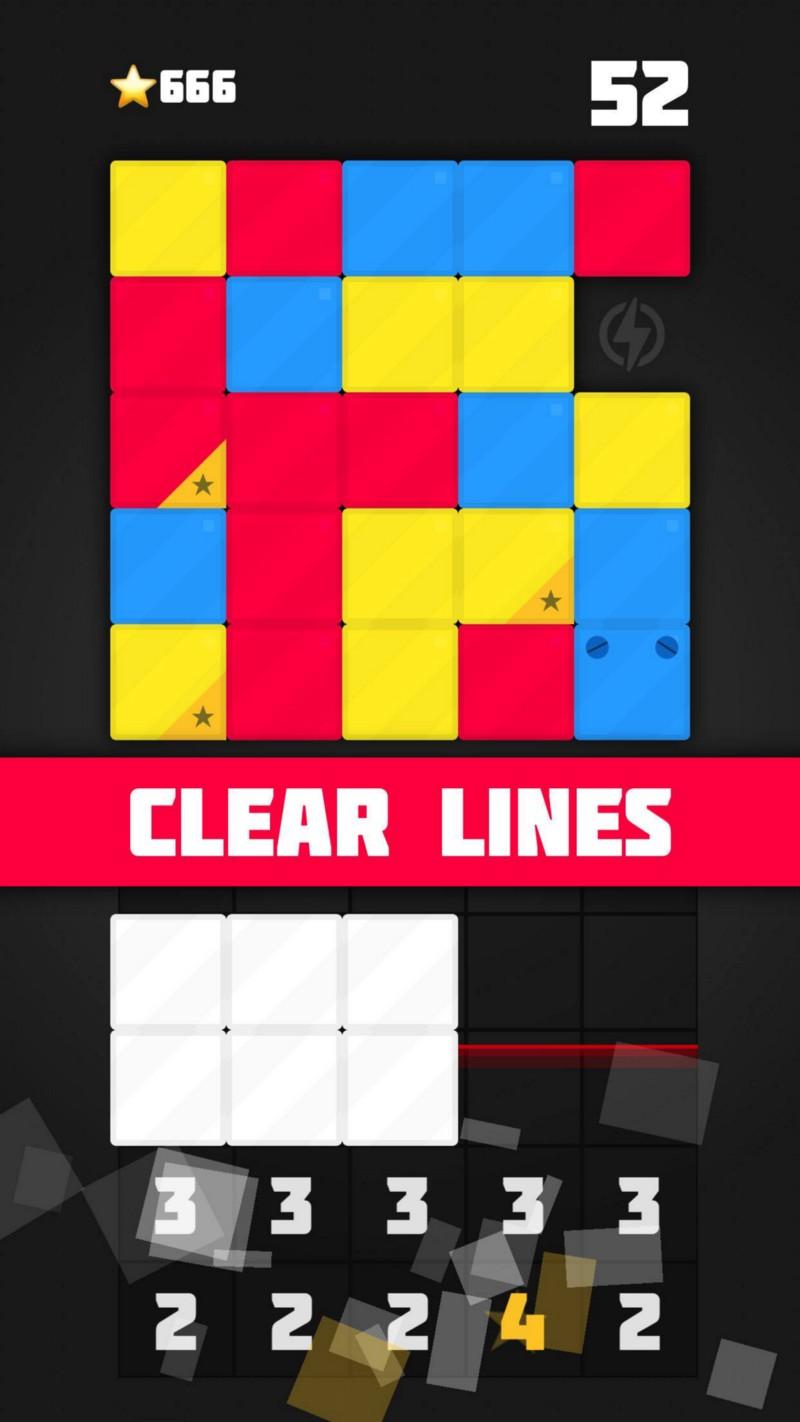 Block Droppin