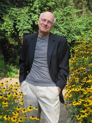 Marc Harshman, poet laureate of West Virginia, is behind the new Wheeling Poetry Series. He is also using his office to encourage a love of the genre among school age children.