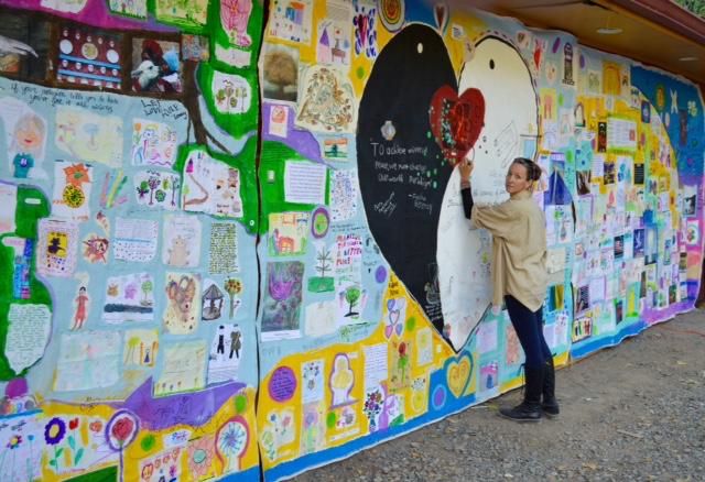 World Peace Mural