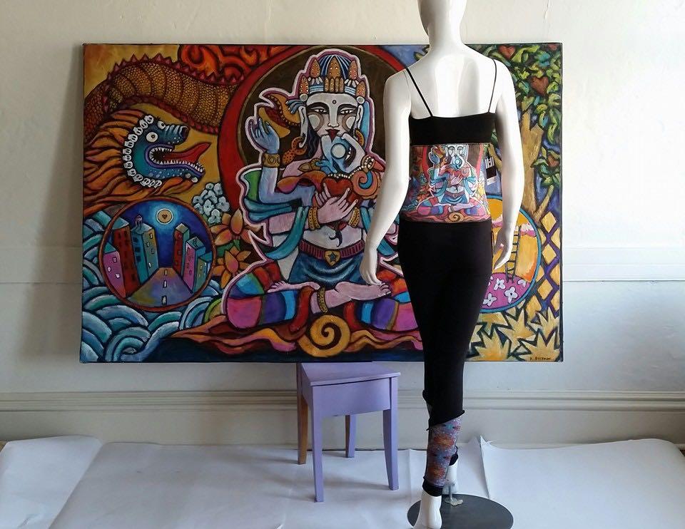 Fine Art into Fashion