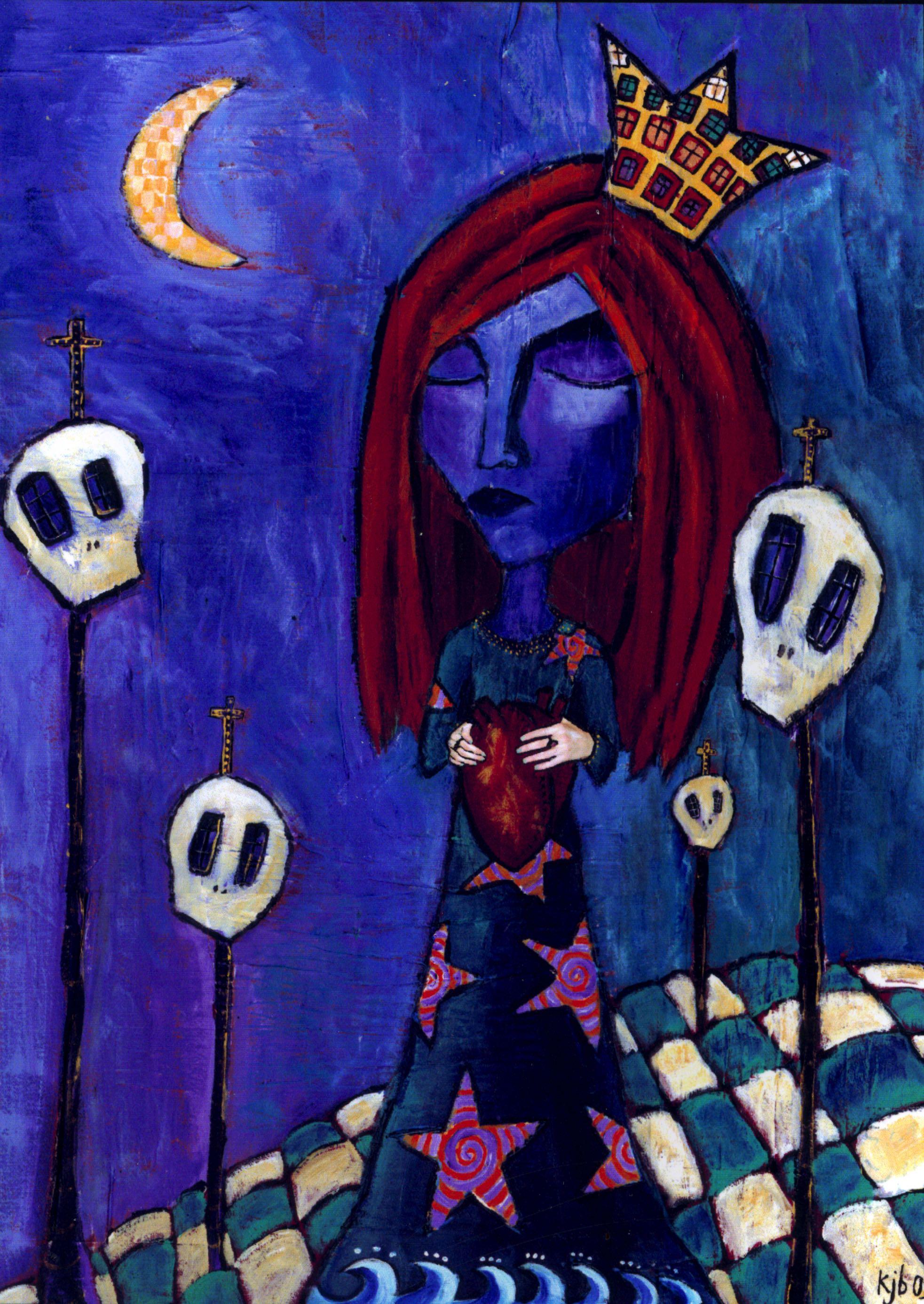Princess of Skulls
