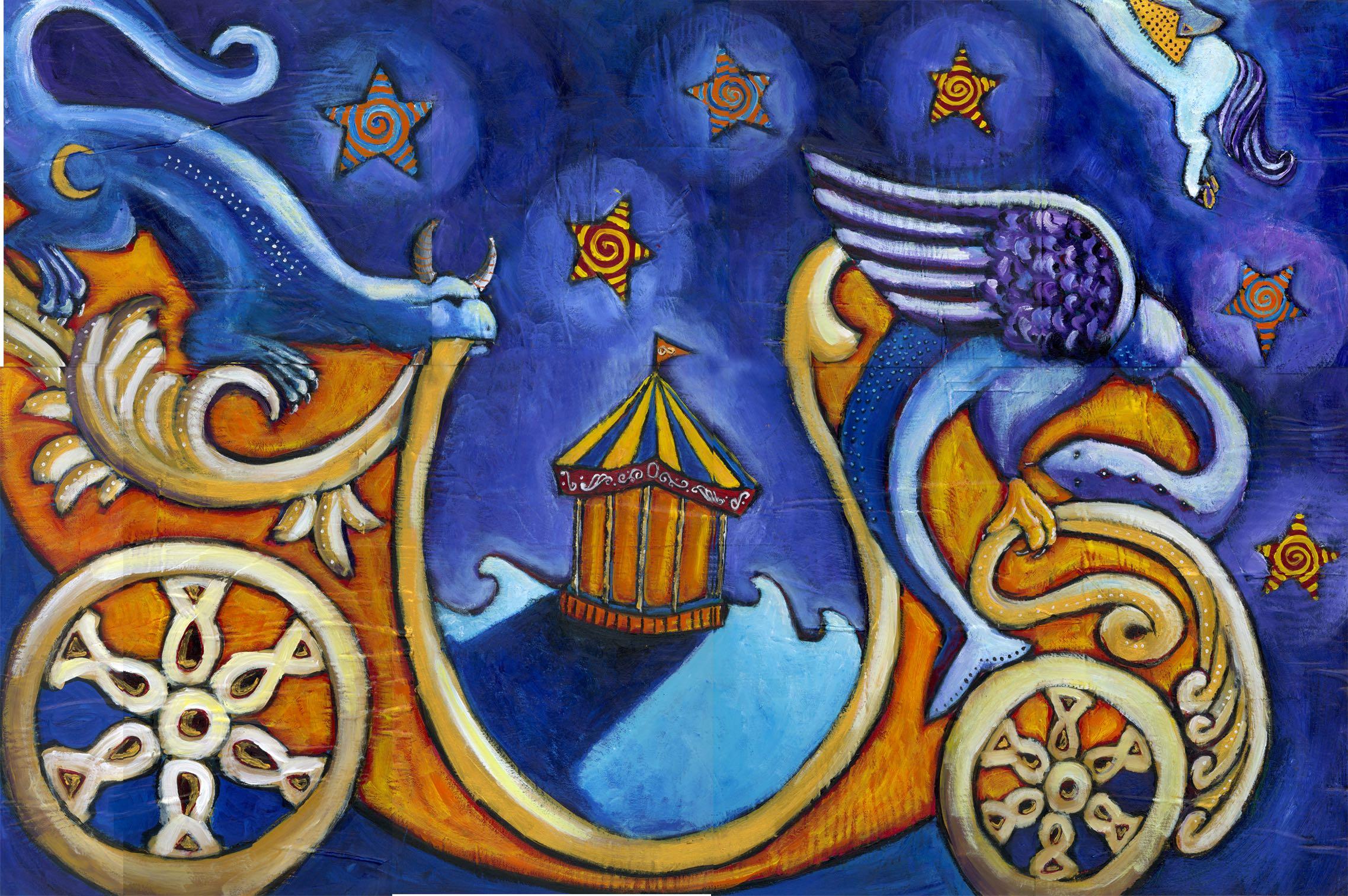 Mary's Carousel