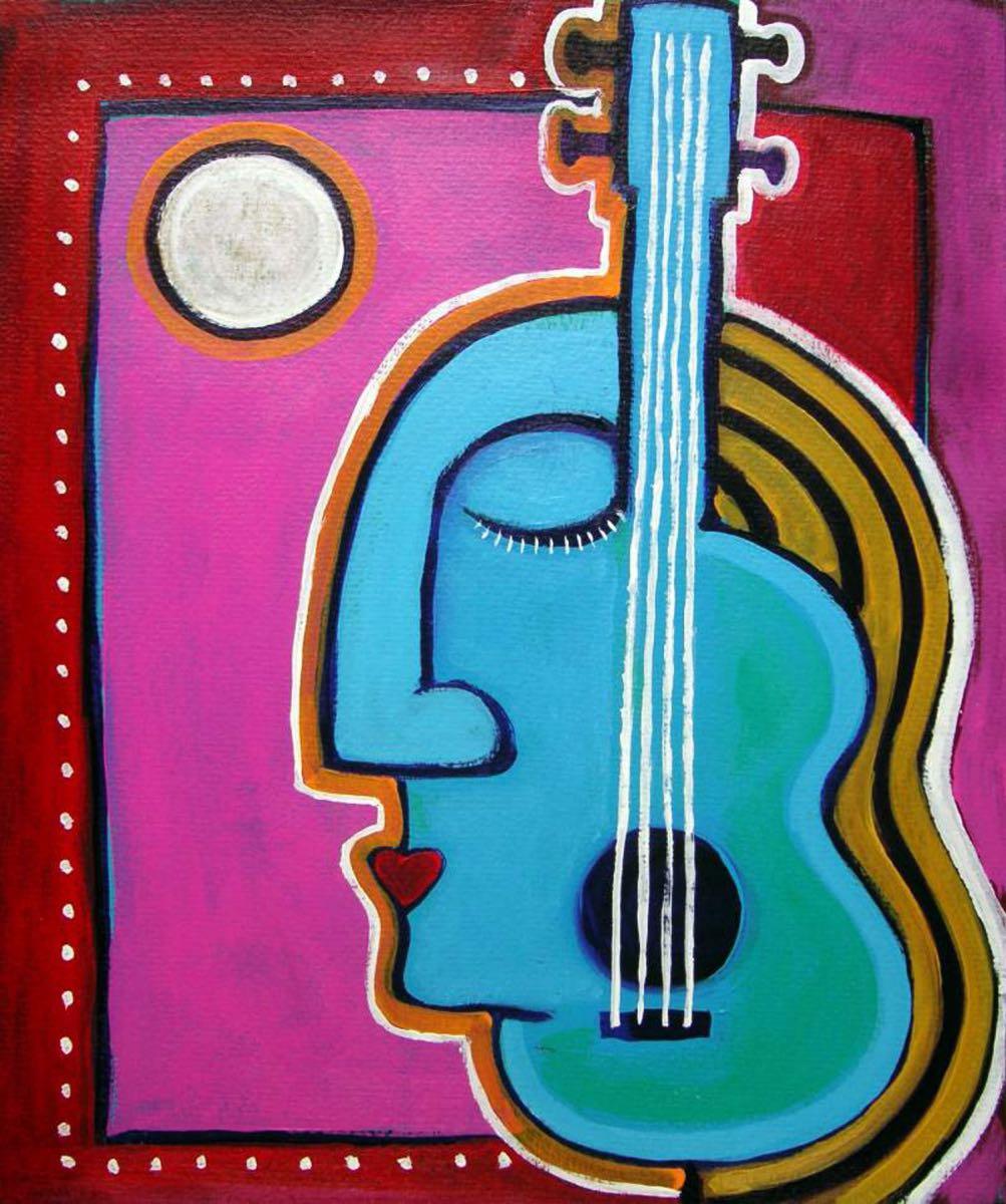 Joy's Guitar