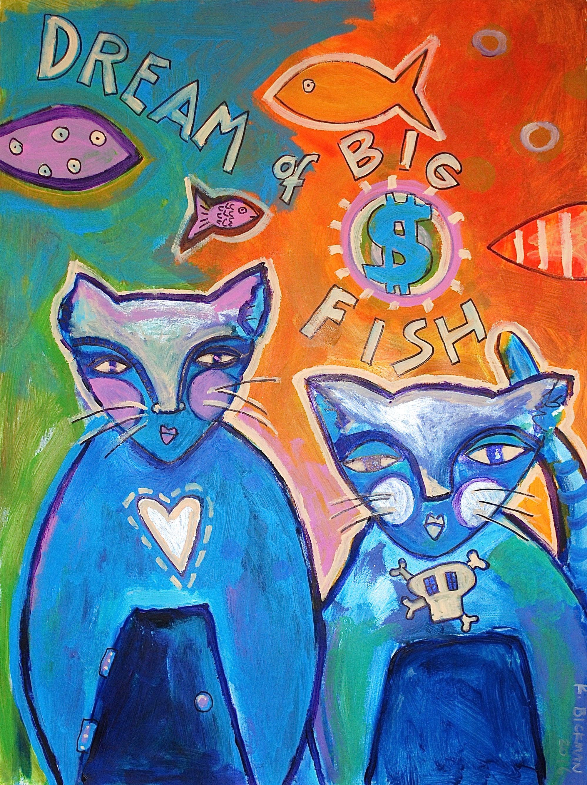 Dream of Big Fish