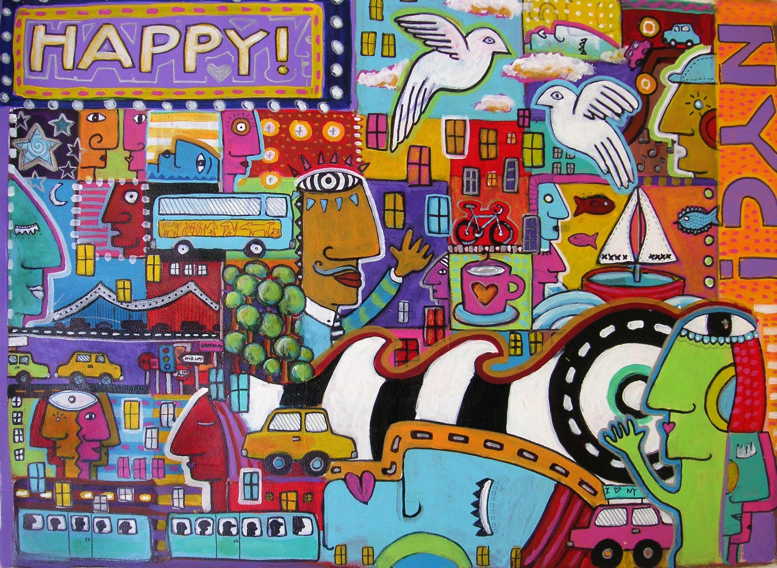 Happy NYC