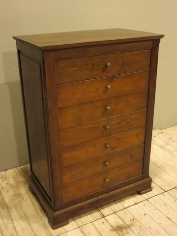 Louis Philippe High Chest