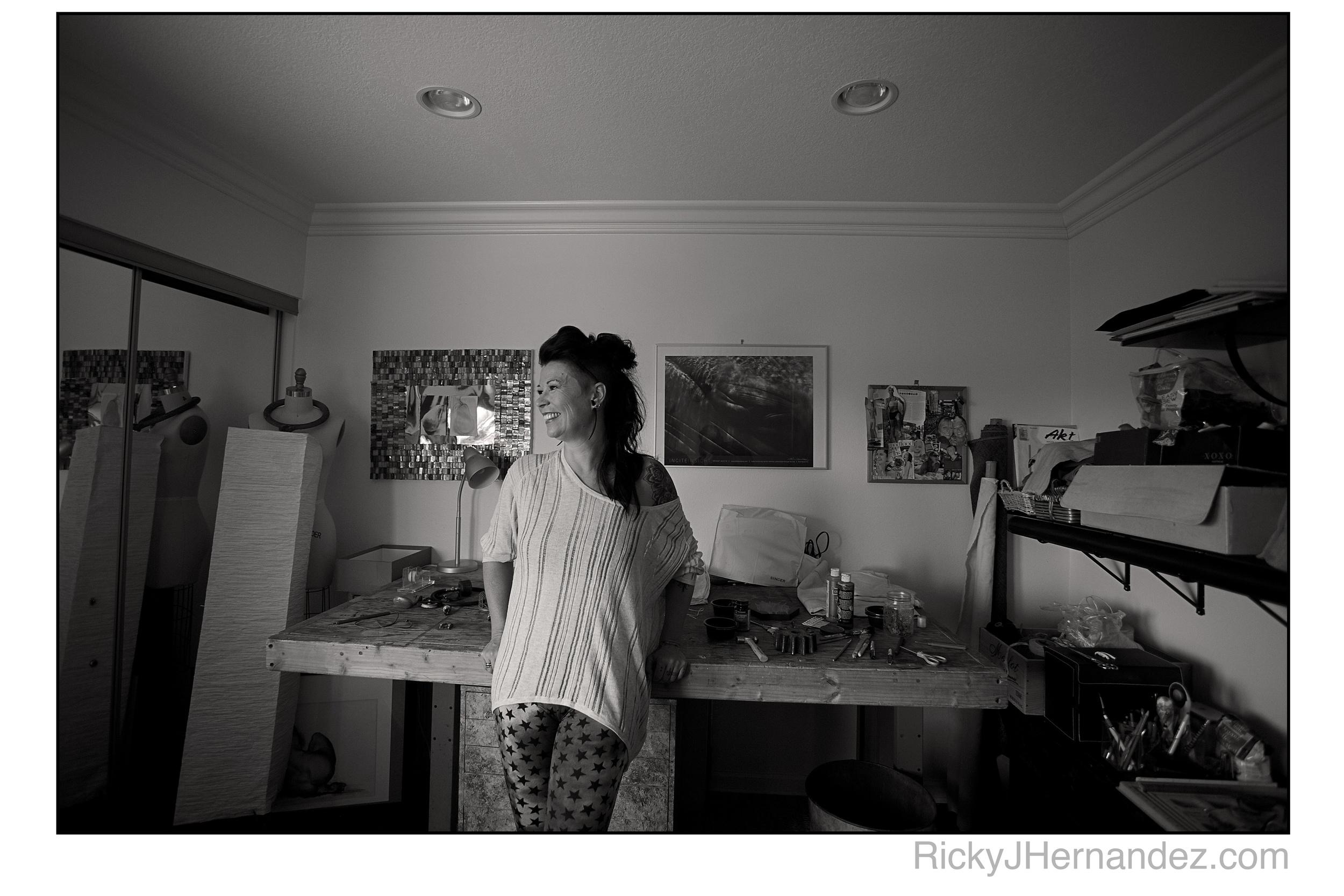 Photographs of Silke Turner