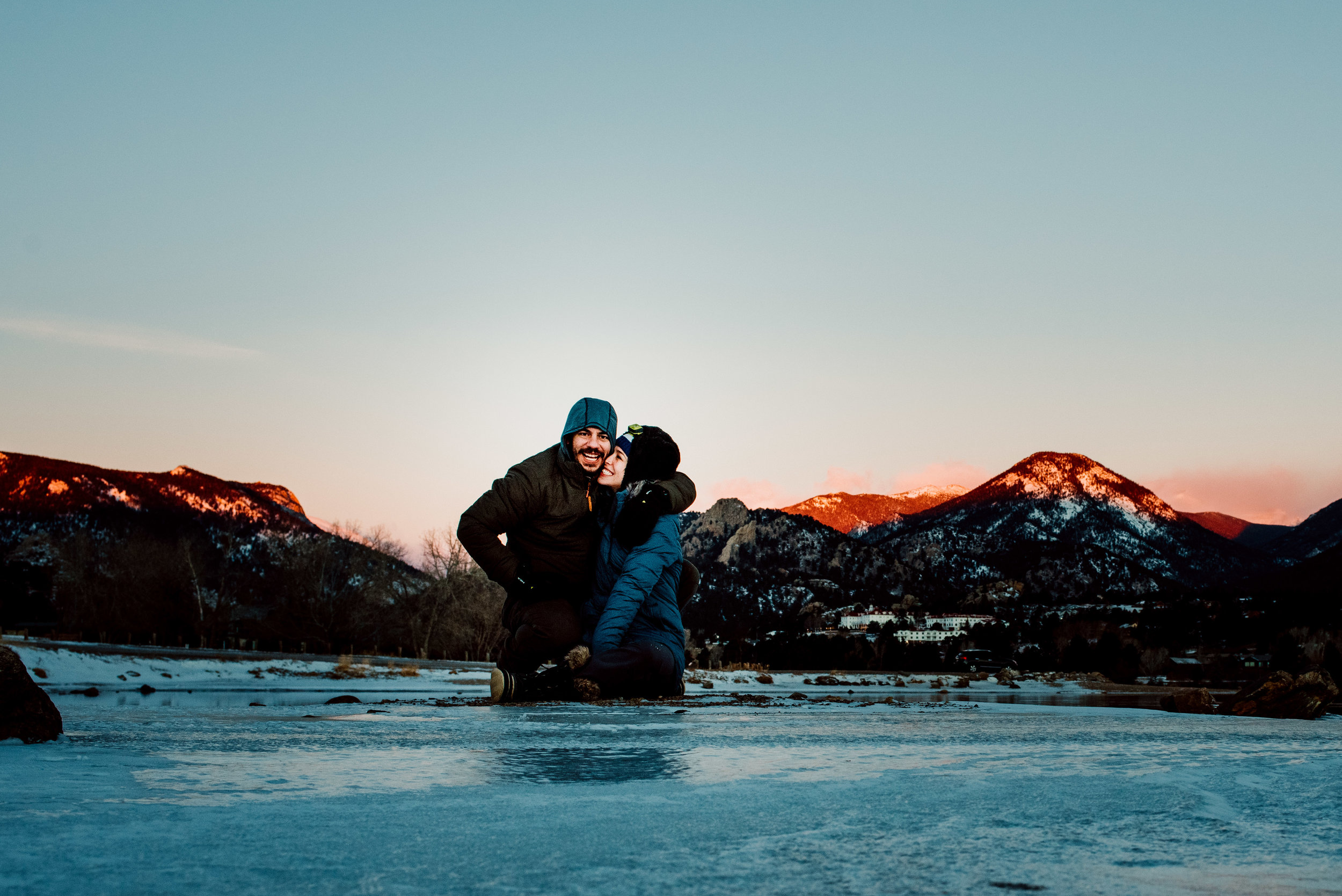 Rocky Mountain National Park- January 2019