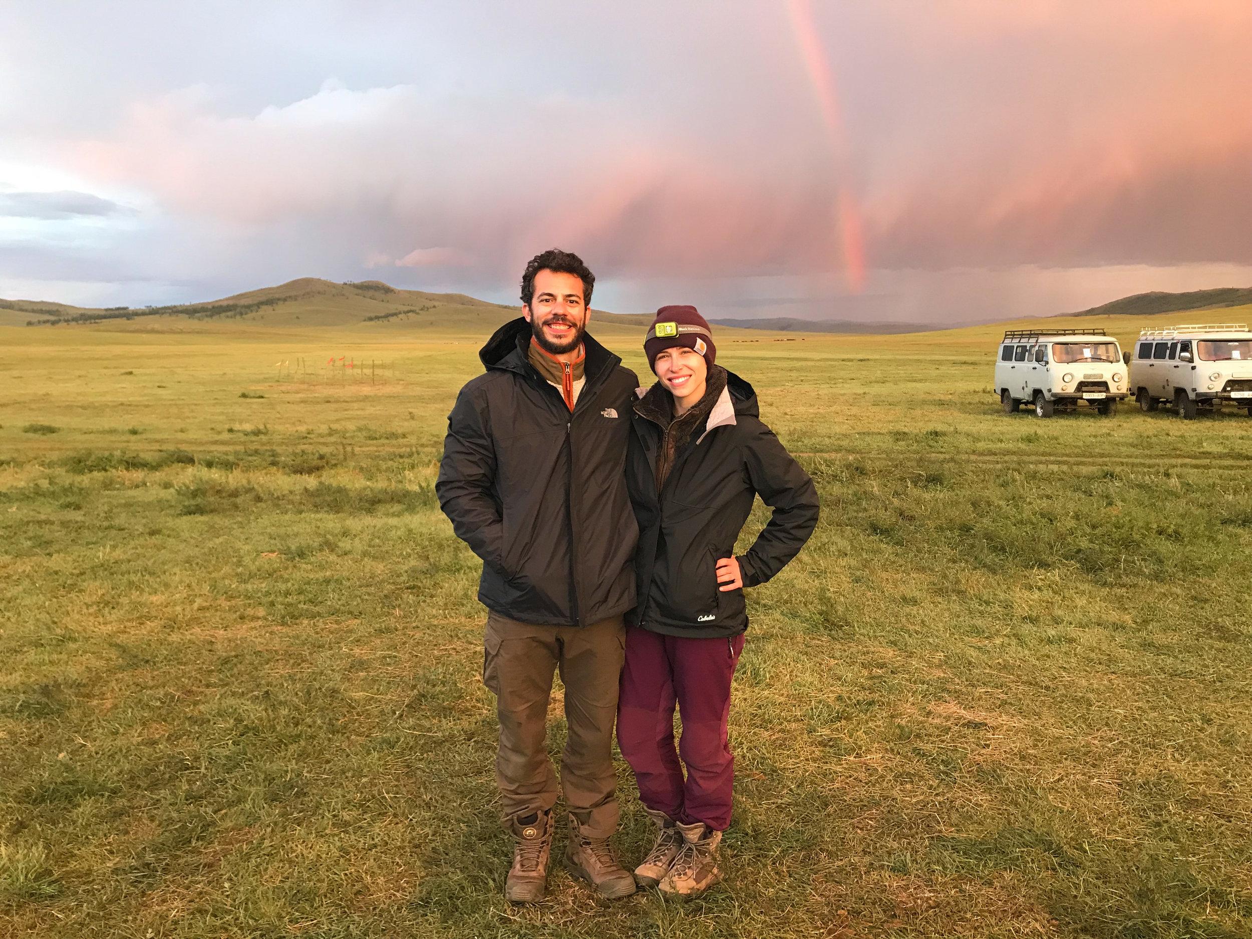 Mongolia- Sept 2018