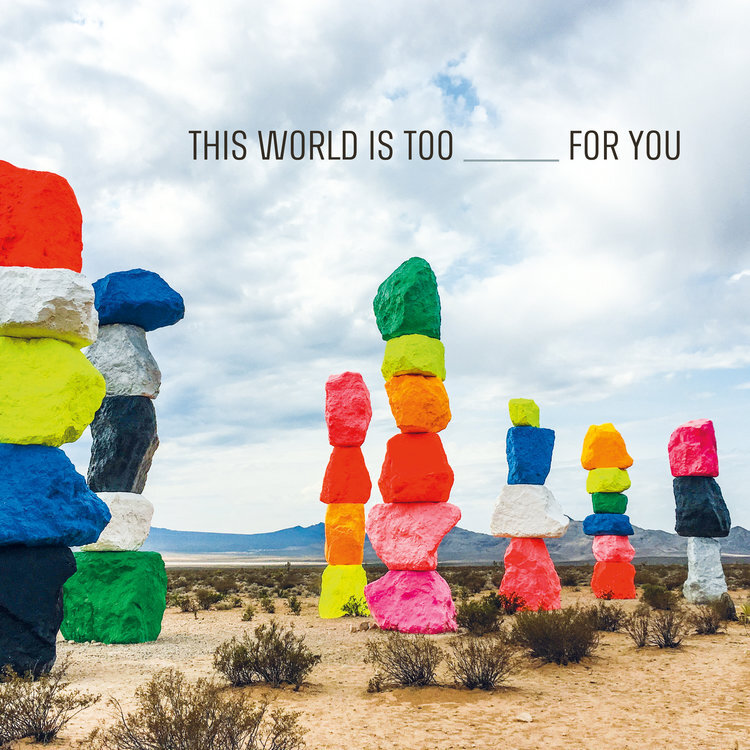 Emily Wells/This World Is Too__For You