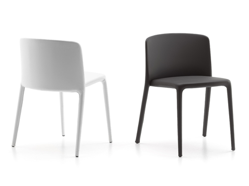 50% _ Sedia Achille Chair MDF Italia color Tortora - promo showroom ...