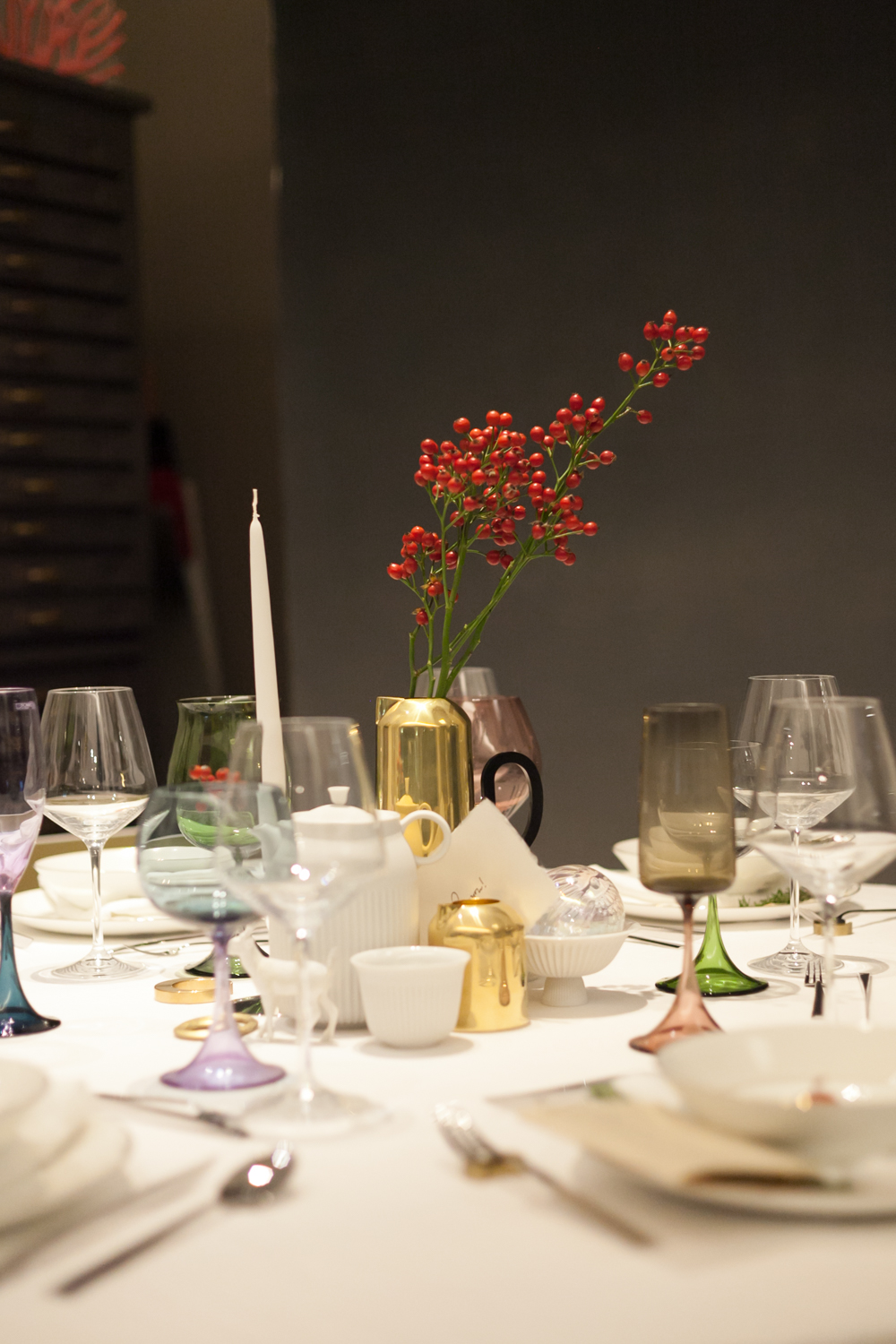 SET THE TABLE STYLING EVENTO SPAZIO MATERIAE NAPOLI FORME DI FARINA TAVOLA NATALE PHOTO (8 di 16).jpg