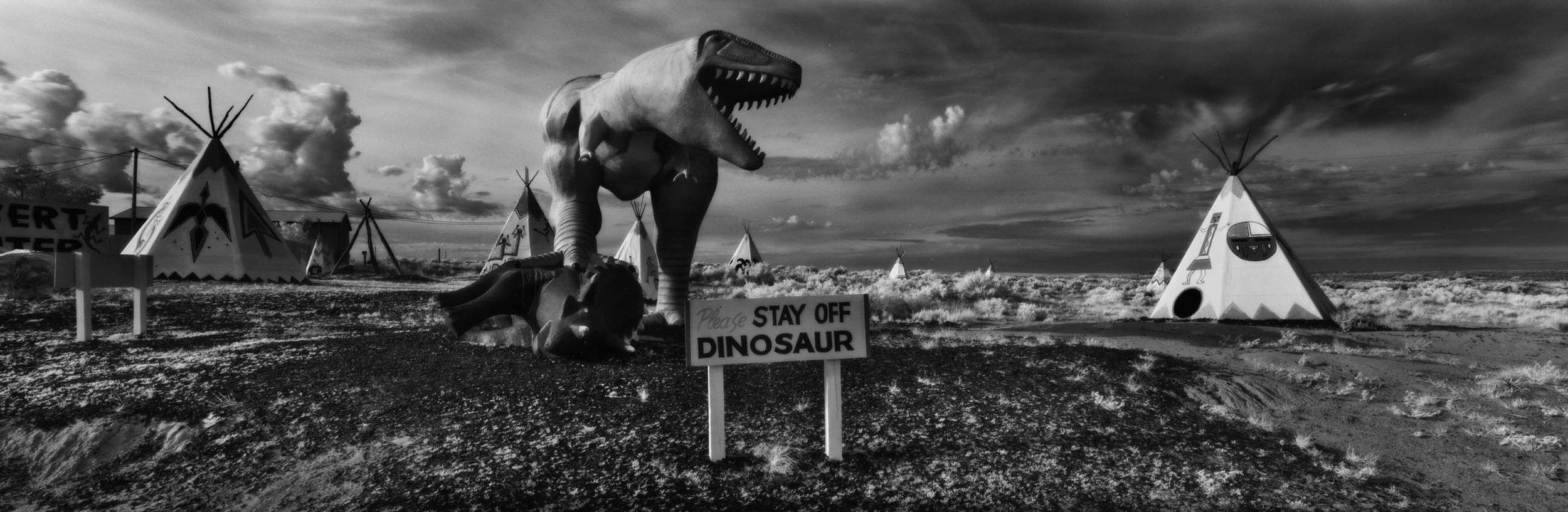 Route 66 Dino
