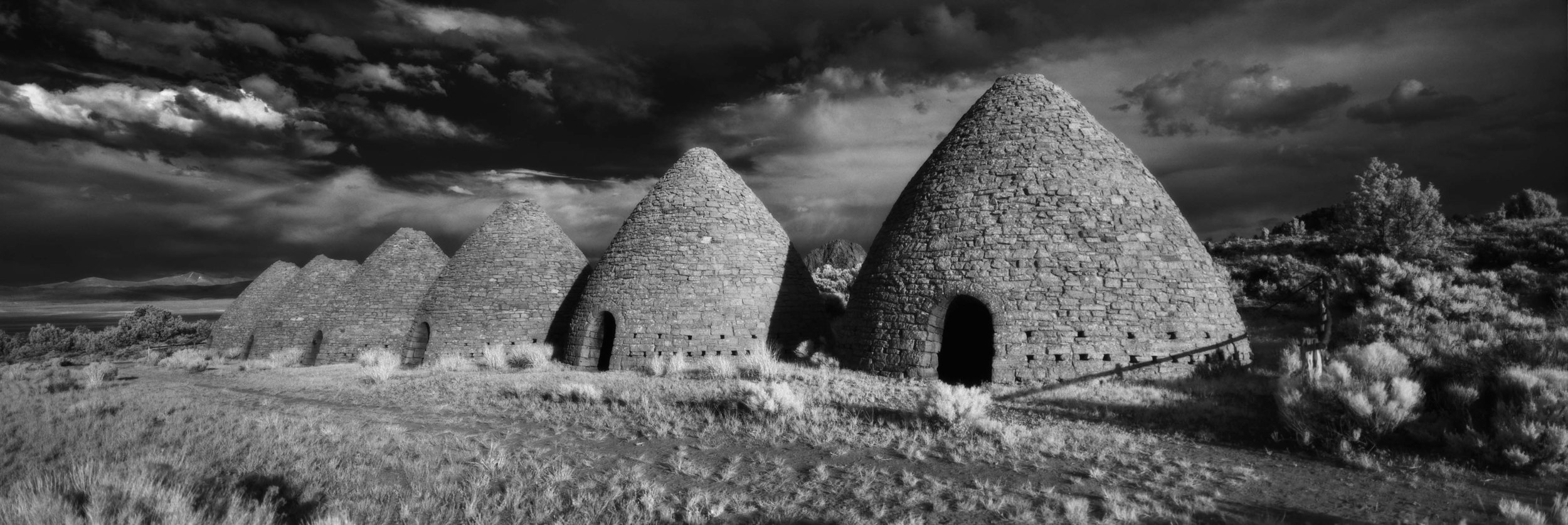 Ward Charcoal Ovens Nevada State Park