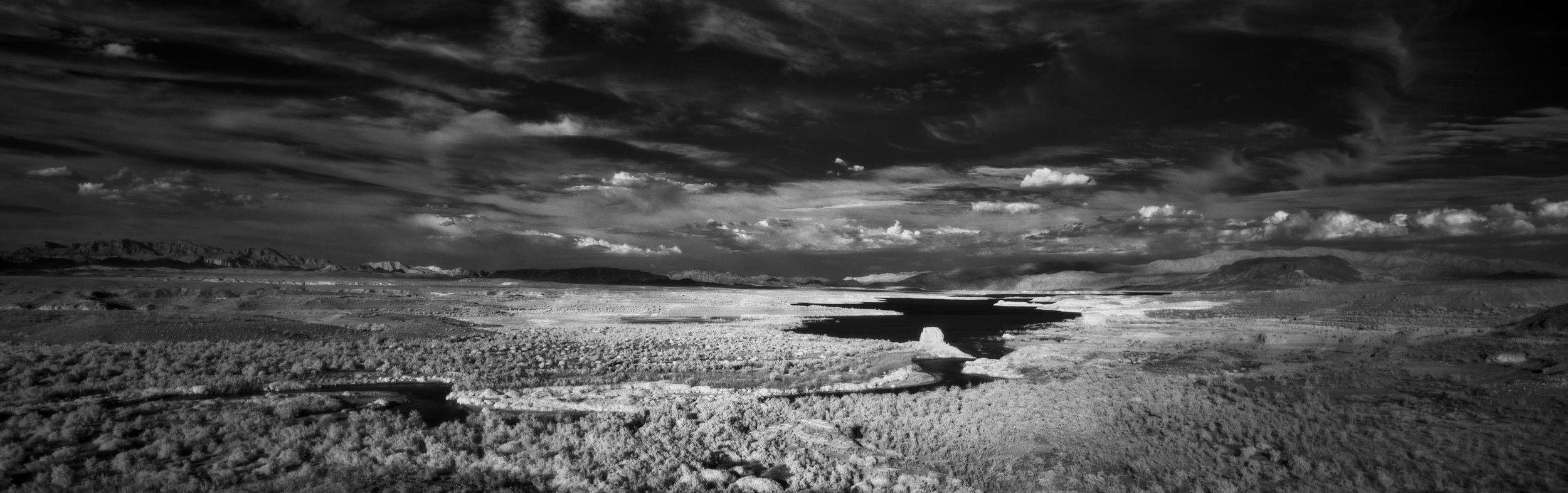 Las Vegas Wash into Lake Mead #1