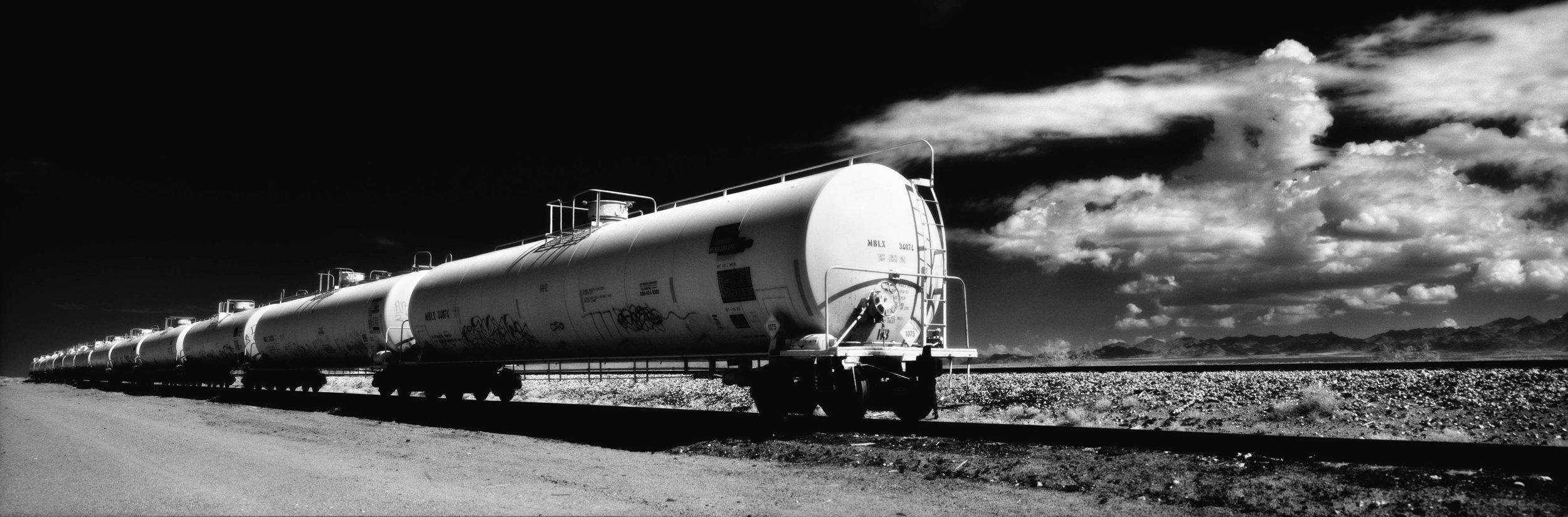 Mojave Train Car
