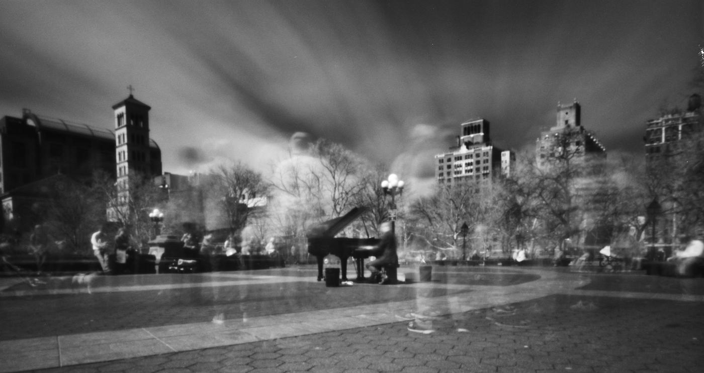 Washington Square Park Piano #3