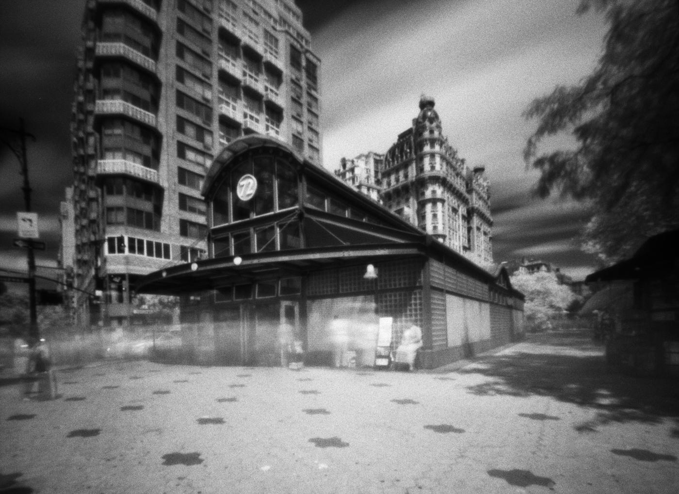 72 Street Subway Station