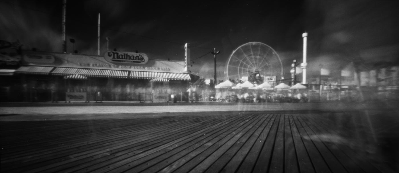 Boardwalk- Coney Island