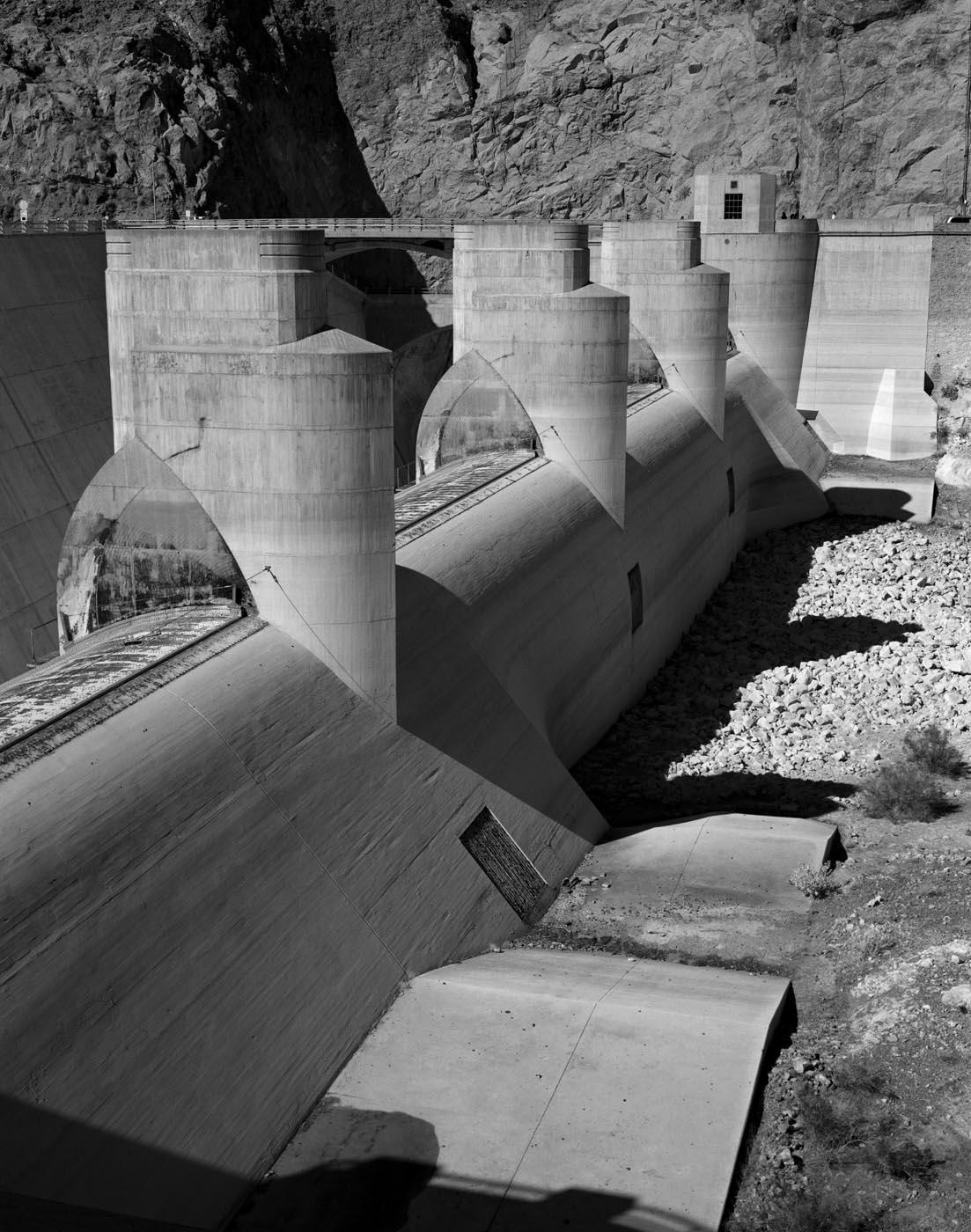 Arizona Spillway- Lake Mead