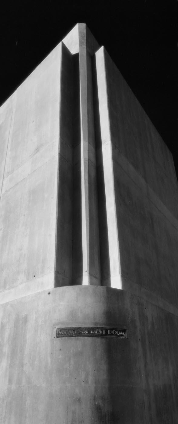 Art Deco Bathrooms- Hoover Dam