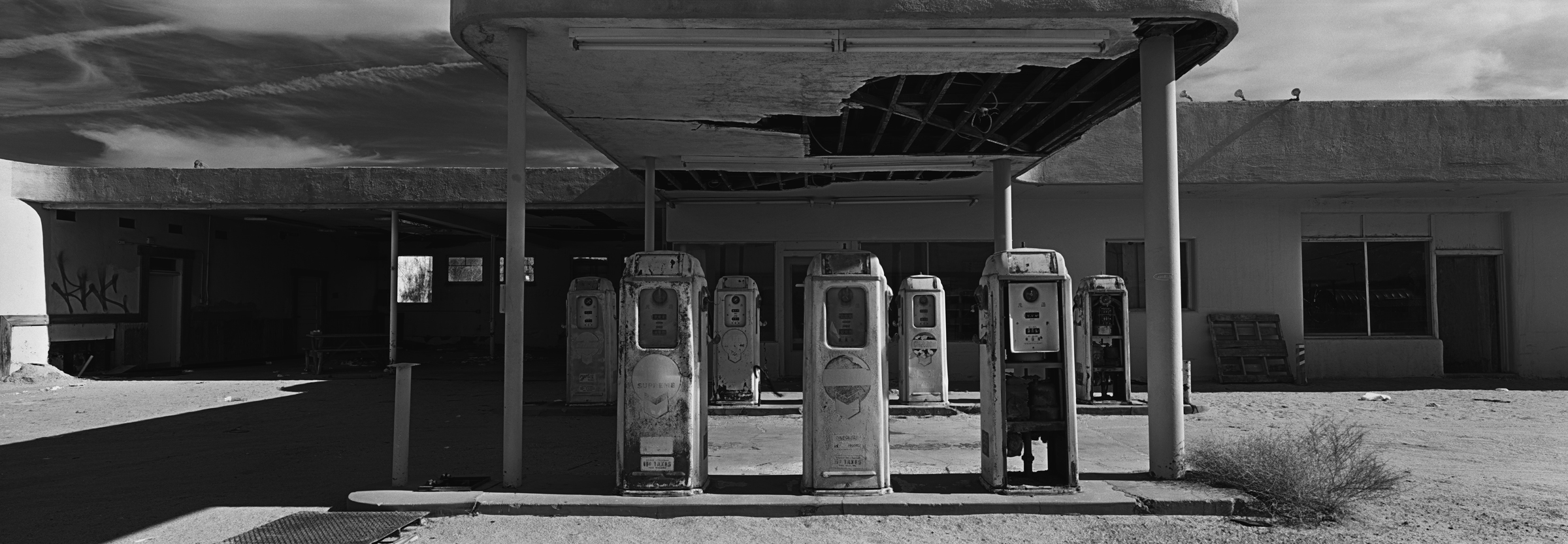 Desert Center Gas Pumps #2