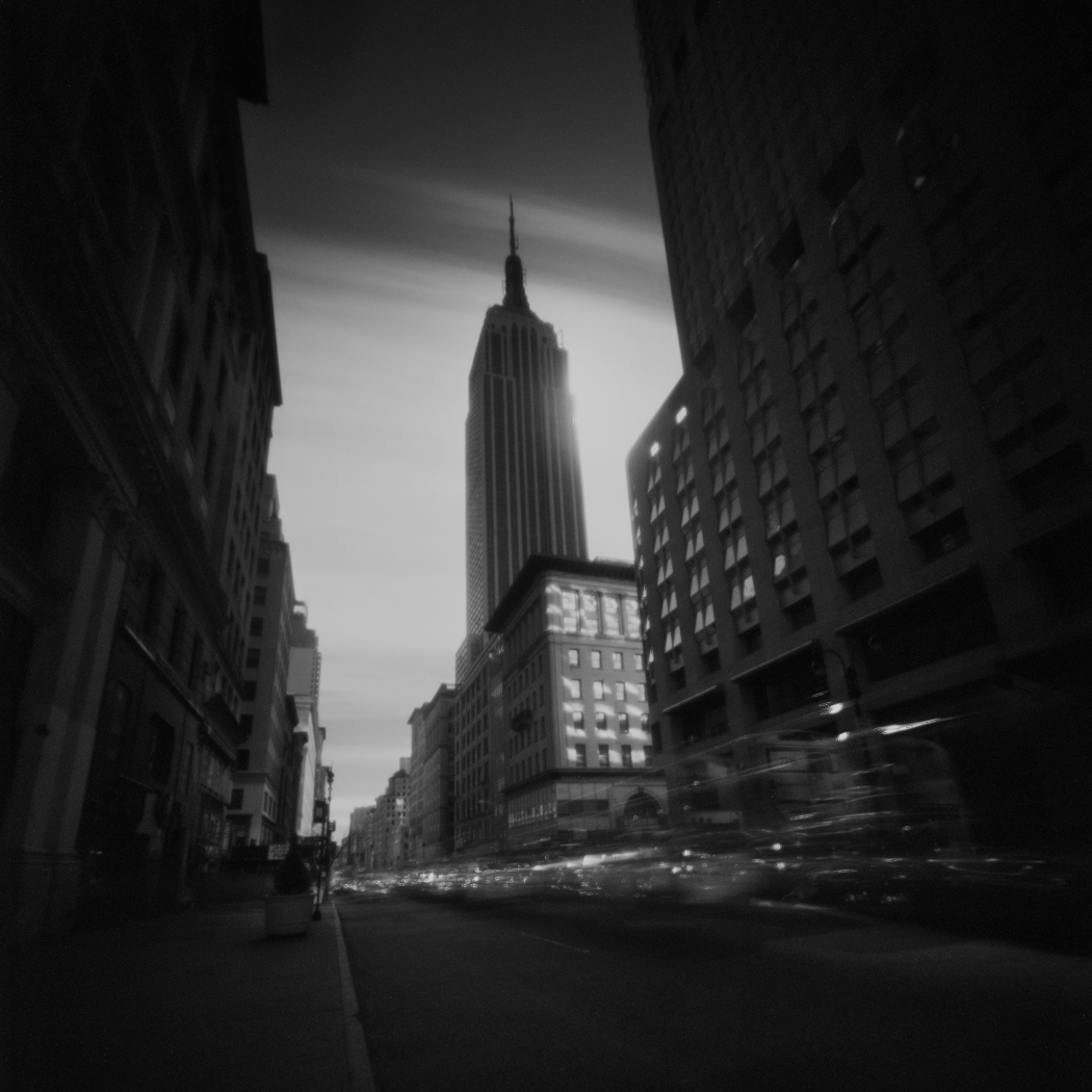 Empire State Building from Boadway