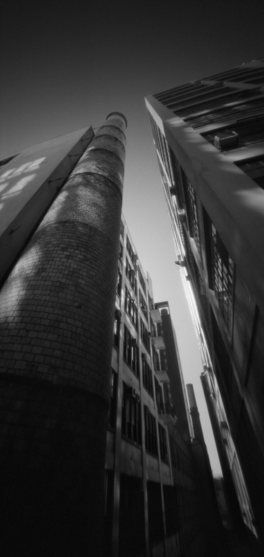 The High Line- Smoke Stacks