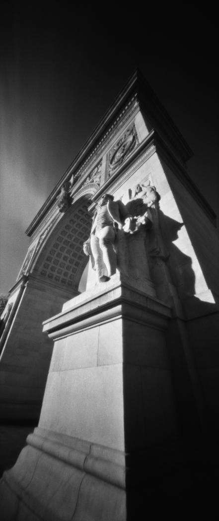 Washington Square Archway