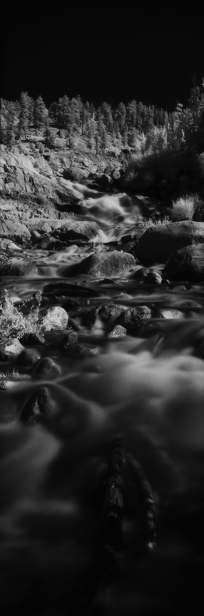 Rocky Mountain National Park- Fall River Waterfall, Colorado