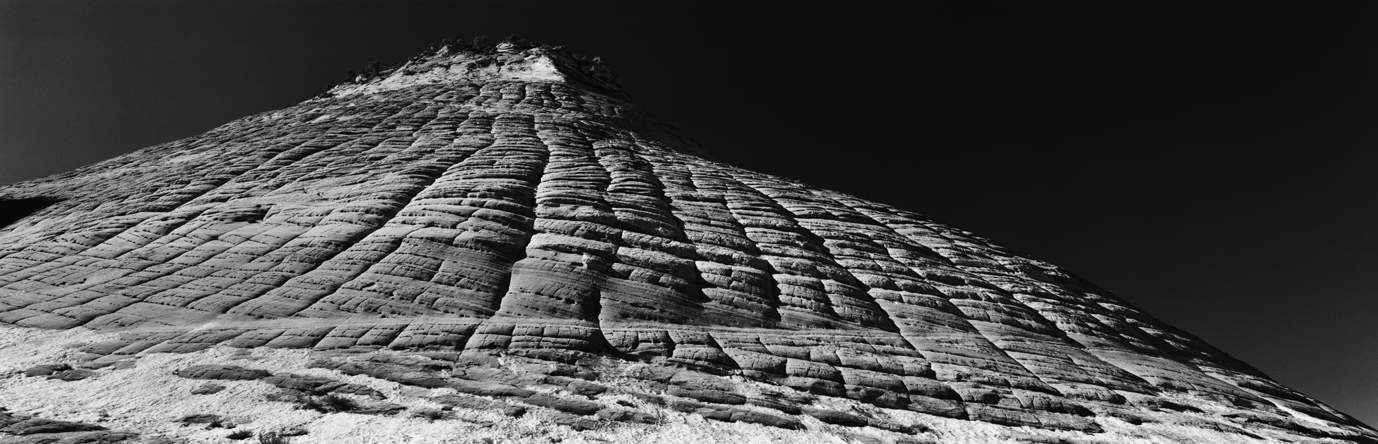 Zion National Park- Checker Board Mesa, Utah