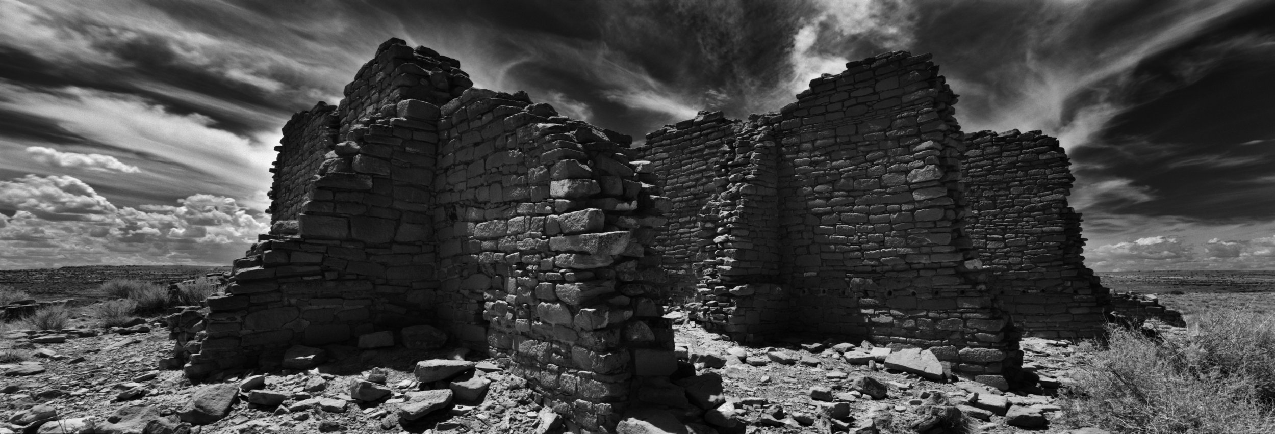 Pueblo Alto- Chaco Culture National Historical Park, New Mexico
