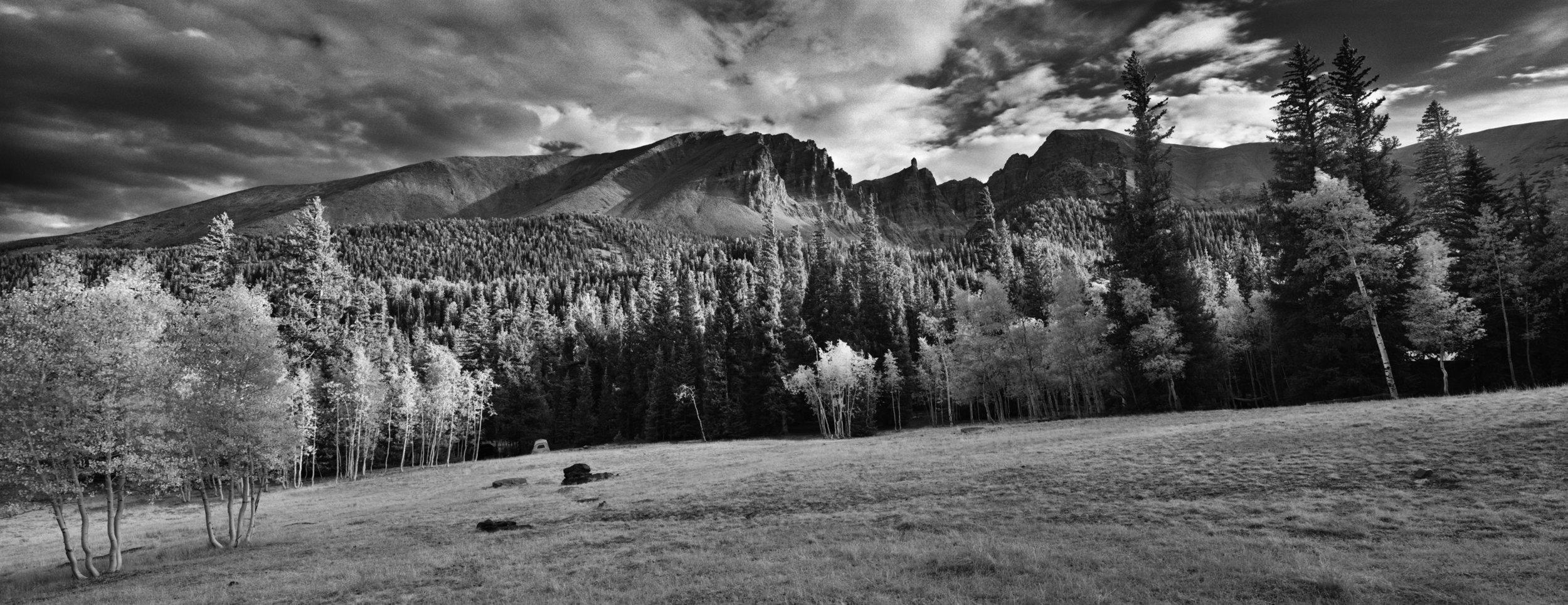 Wheeler Peak Campground- Great Basin National Park, Nevada
