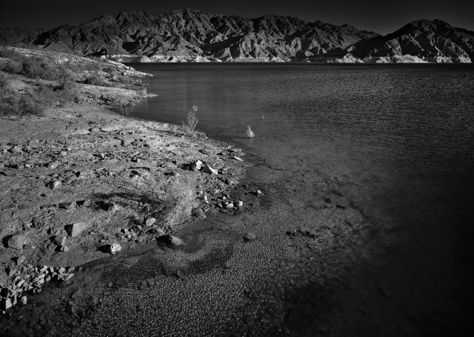Sandy Cove- Lake Mead National Recreation Area, Nevada