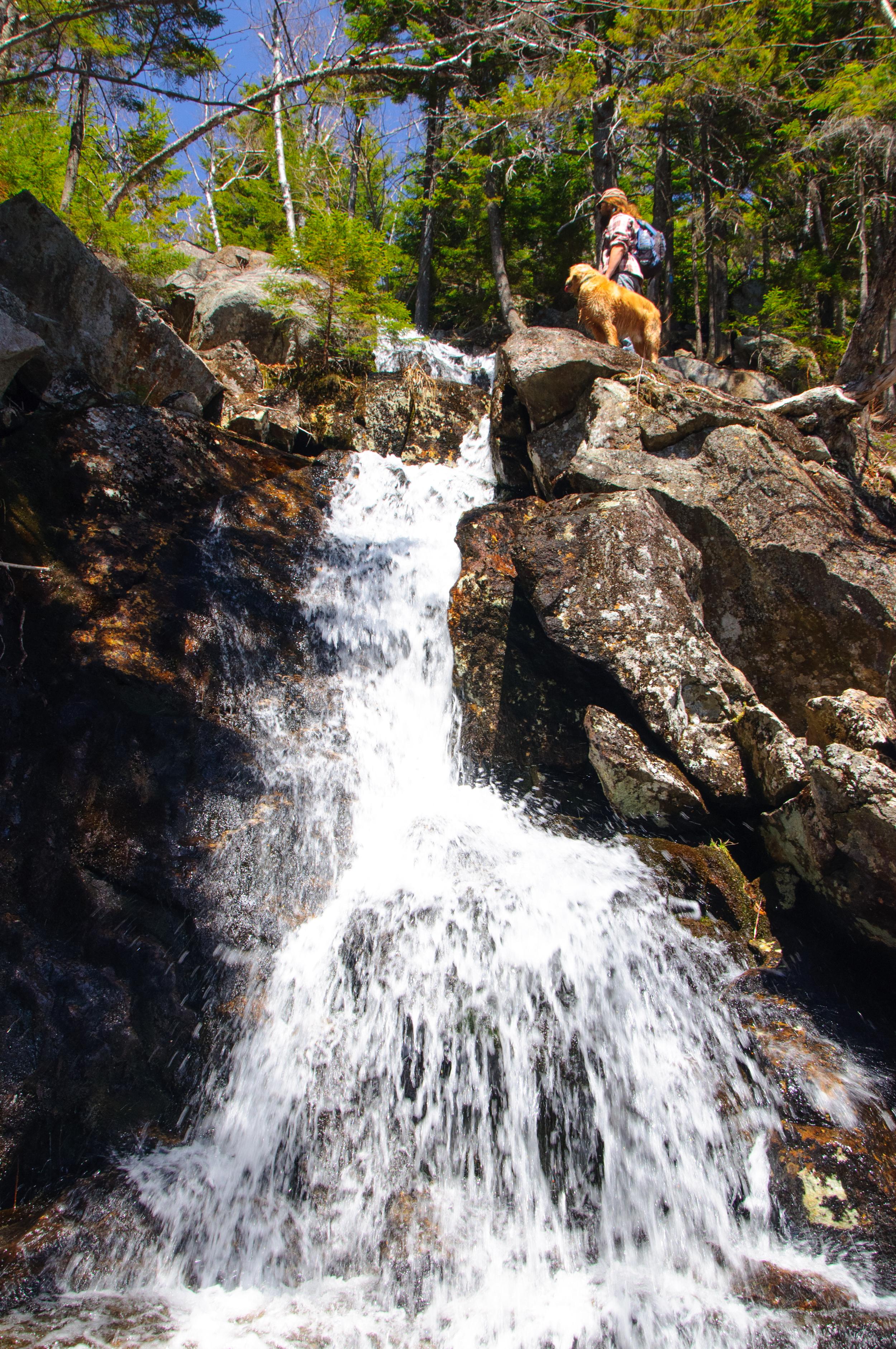 Tumbledown Mountain, Maine, USA May 2015