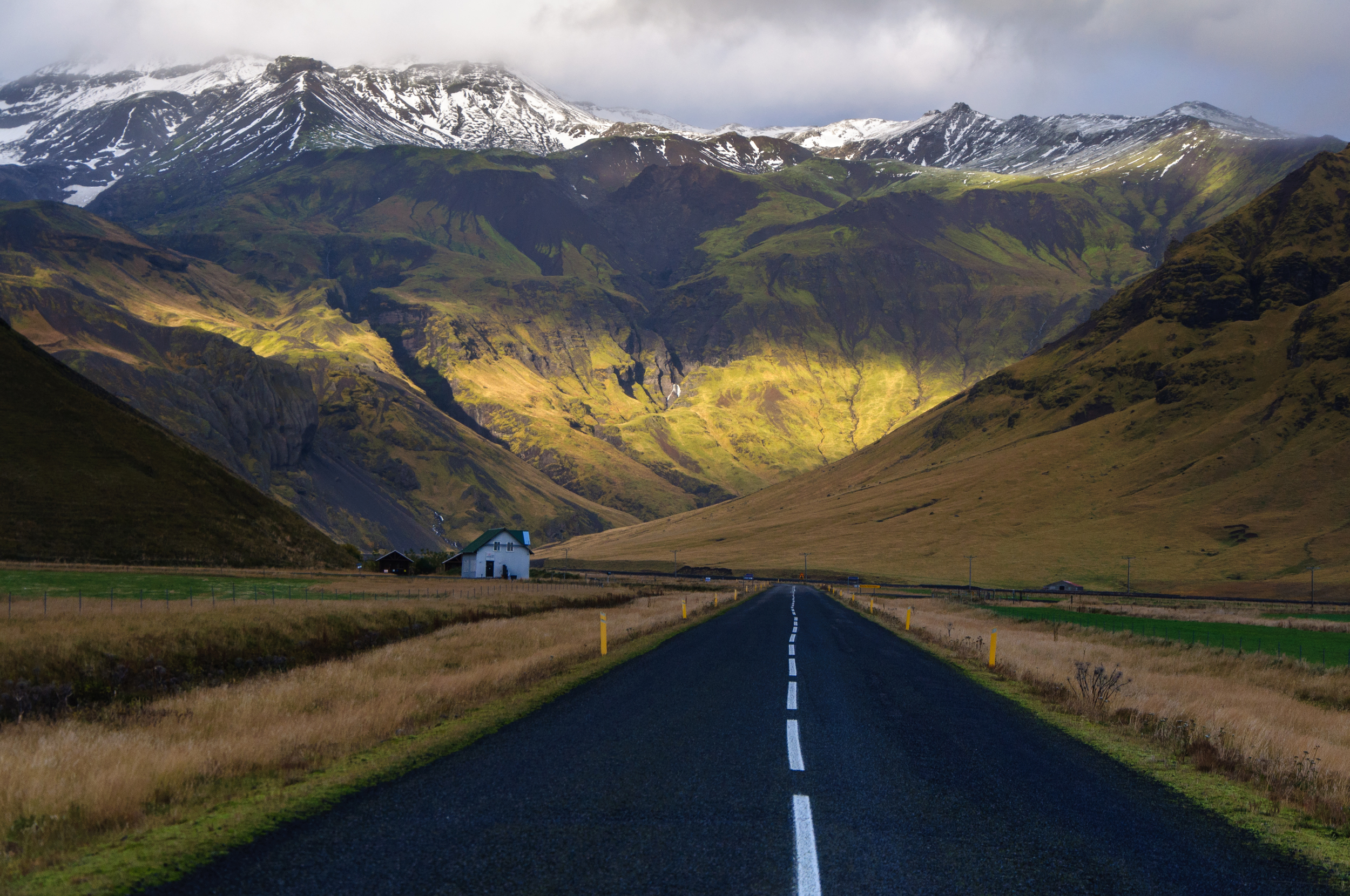 Ring Road, South Iceland October 2015