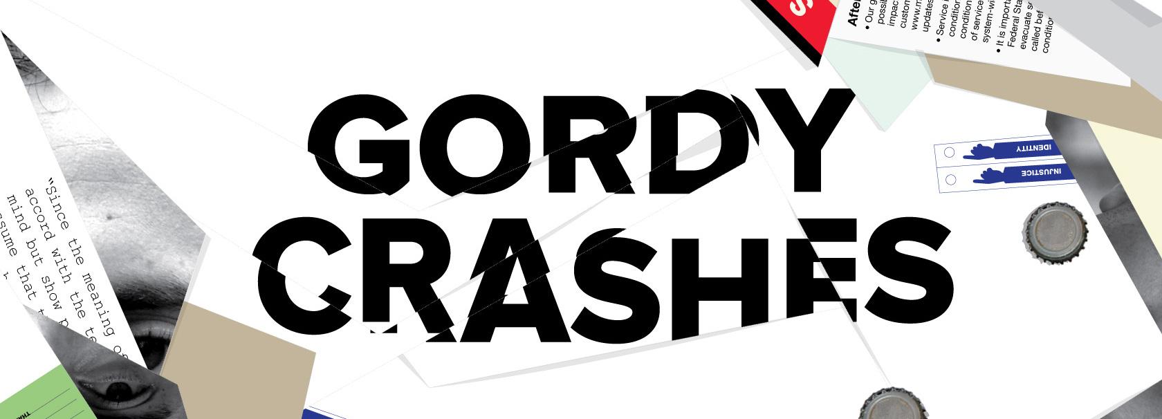 Gordy Crashes