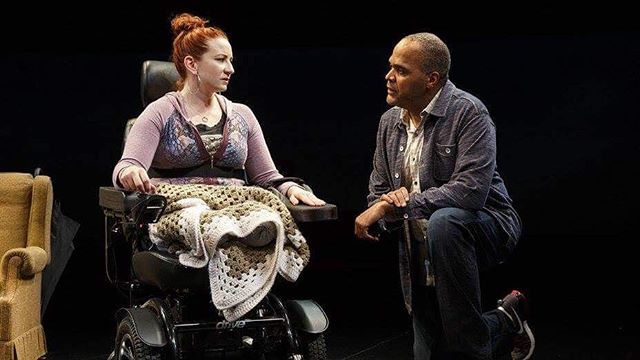 """A huge congratulations to Martyna Majok! """"The Pulitzer board called Cost of Living 'an honest, original work that invites audiences to examine diverse perceptions of privilege and human connection through two pairs of mismatched individuals: a former trucker and his recently paralyzed ex-wife, and an arrogant young man with cerebral palsy and his new caregiver.'"""" #Pulitzer #Drama #Theatre #pulitzerprize #winner #awards #playwright #costofliving"""