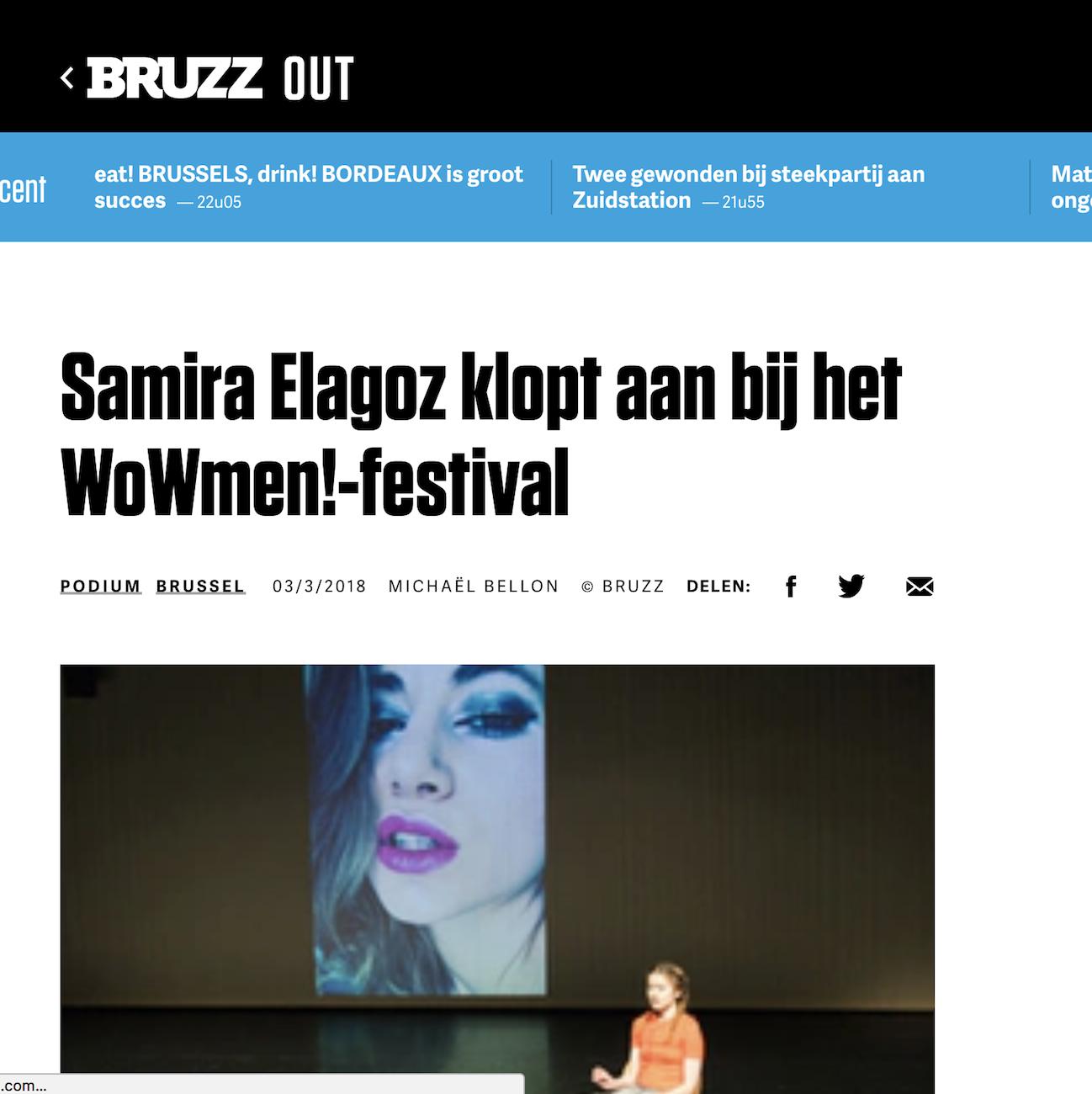 BRUZZ.BE     Interview